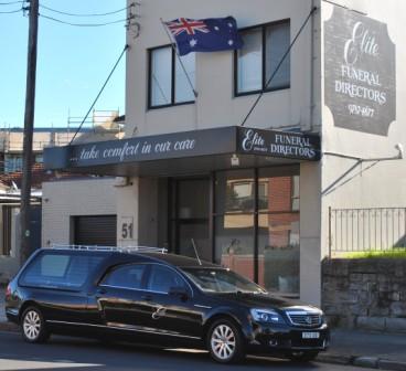 Elite Funeral Directors Funeral Homes