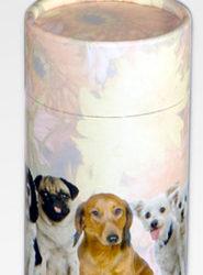 Scattering Tube - Mini for dogs