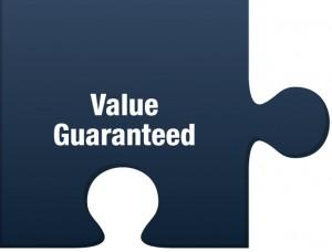 Value Guaranteed