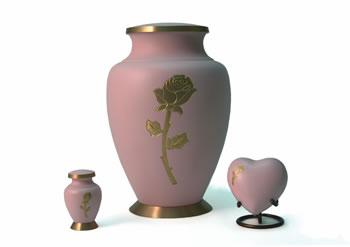 Aria Rose Urn