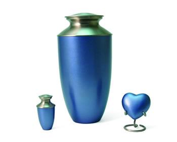 Monterey Blue Urn