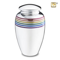 Rainbow Urn