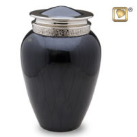 Blessings Midnight Urn