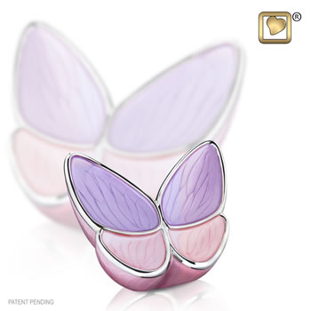 Wings of Hope Keepsake - Lavender