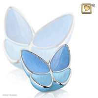 Wings of Hope Keepsake - Blue
