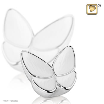 Wings of Hope Keepsake - Pearl