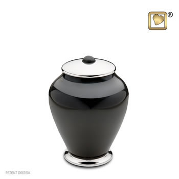 Simplicity Midnight Urn - Medium
