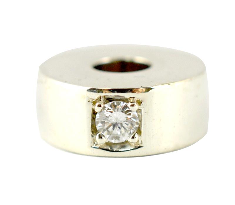 Keepsake Bead - Diamond
