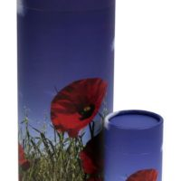 Scattering Tube Poppy