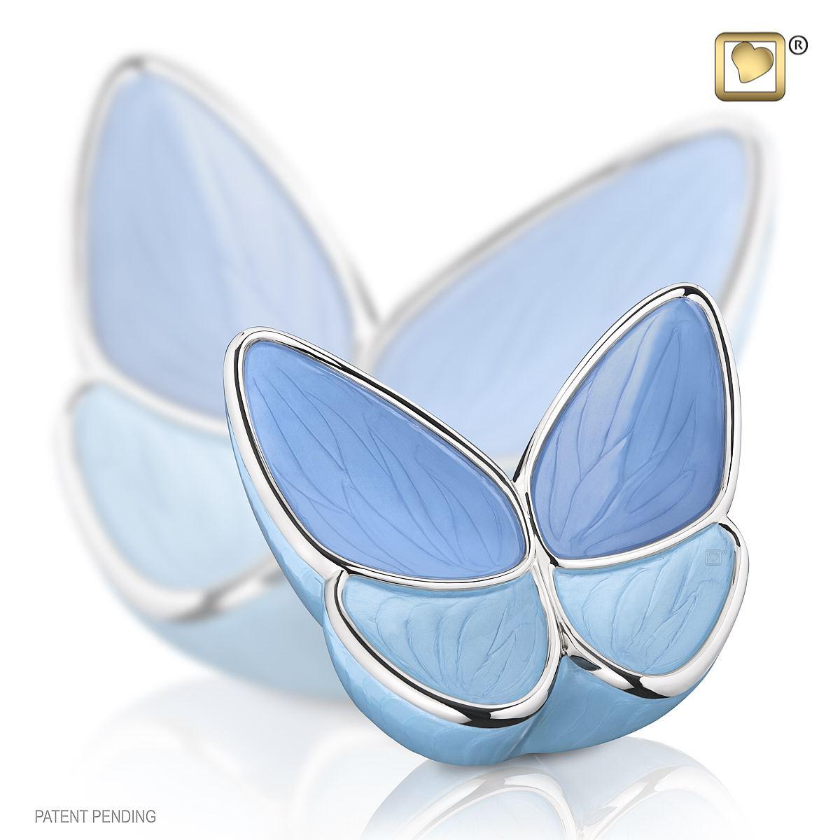 Wings of Hope Medium - Blue