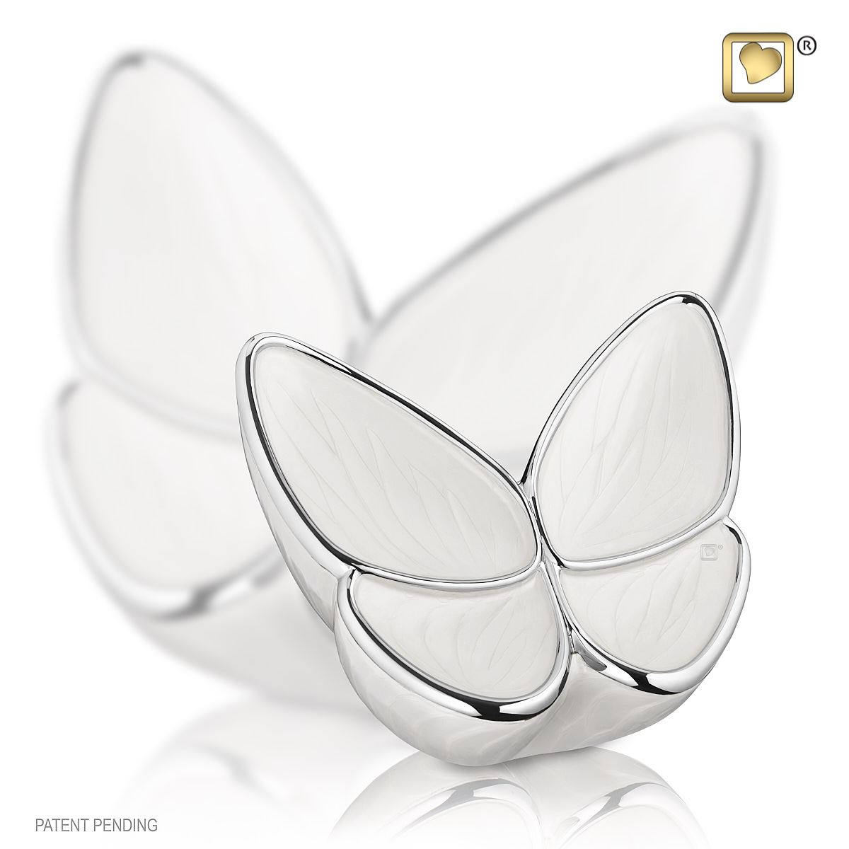 Wings of Hope Medium - Pearl