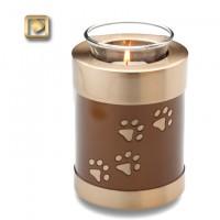 Pet Tealight Bronze